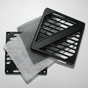 80mm fan filter kit